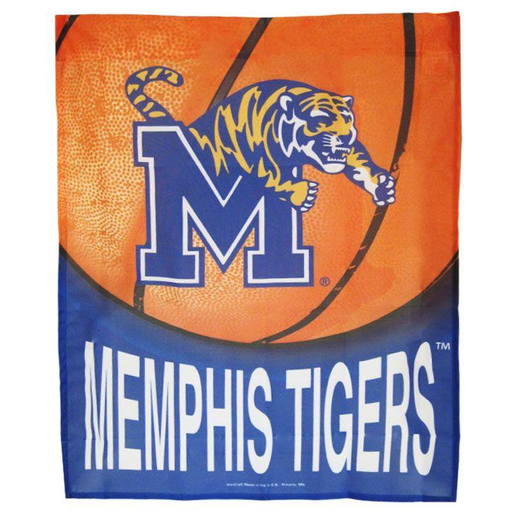 Memphis Tigers Basketball Banner | Tiger gear we love ...