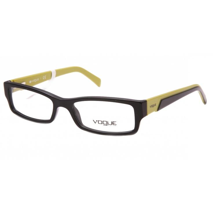 Stylish vogue spectacles Women Eyeglasses Pinterest