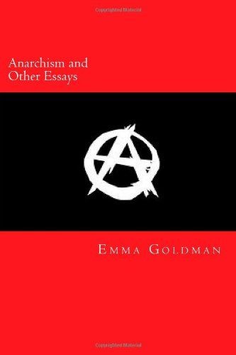 essays by emma goldman