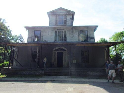 Oliver Bronson House Hudson Ny Oliver Bronson House