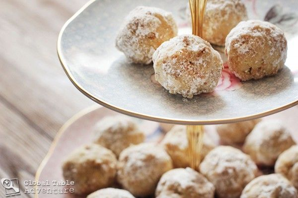 Malawi Peanut Balls (Mtedza) from Global Table Adventure. http ...