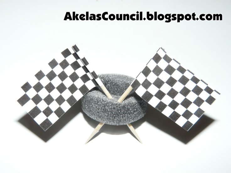 Slide. This site has a lot of great neckerchief slide ideas