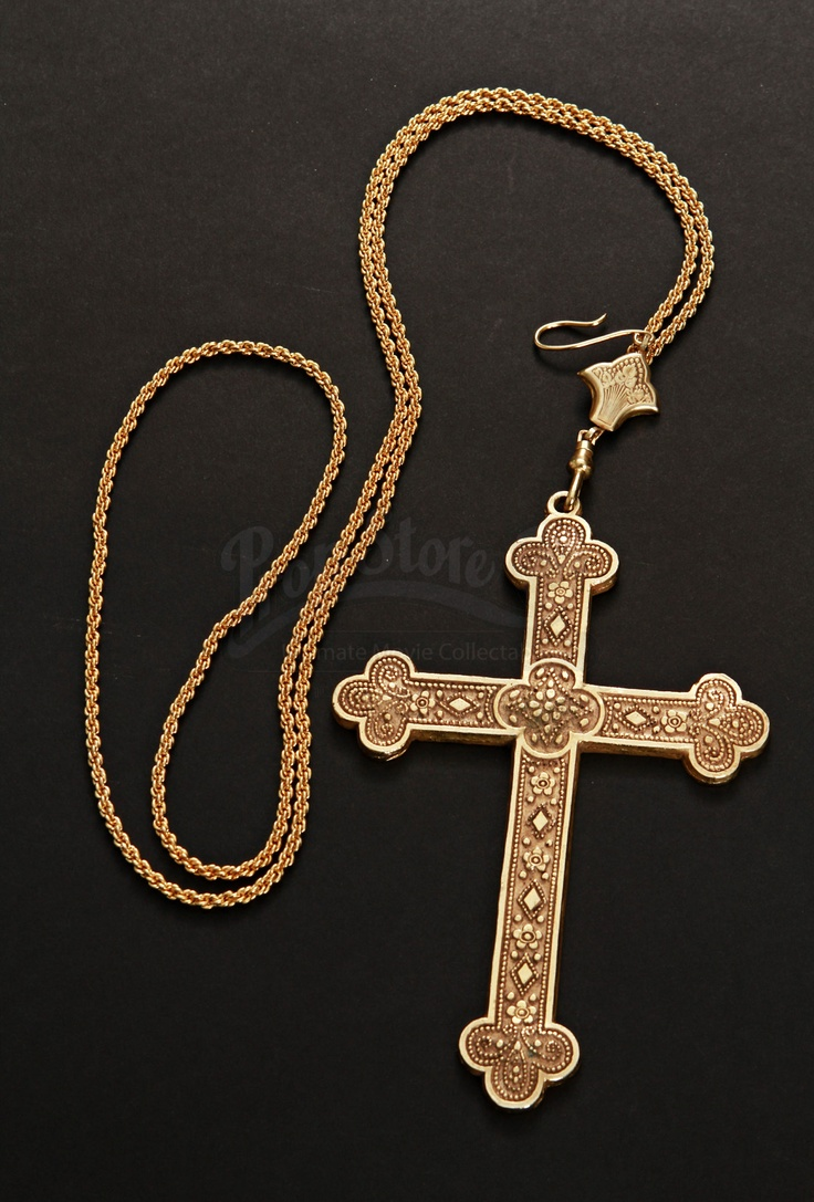 gold catholic cross necklace crosses