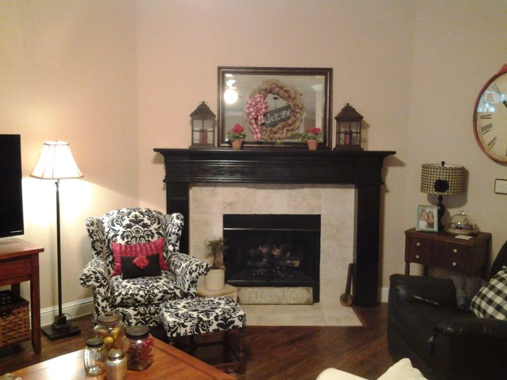 Wonderful Pinterest Fireplace Decor 736 x 552 · 54 kB · jpeg