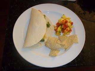 adobo marinated pork tacos w/pineapple   Yummy Stuff   Pinterest