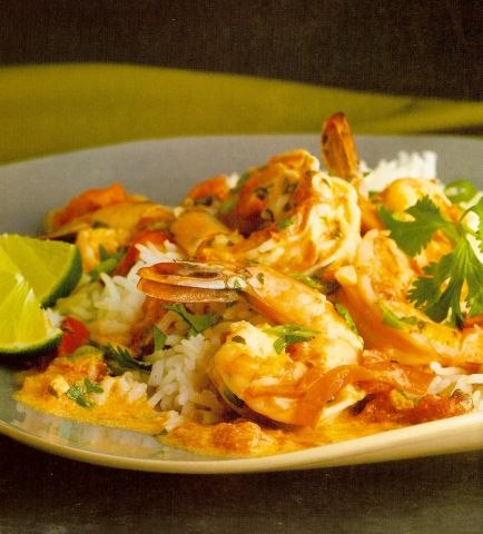 coconut rice spicy shrimp coconut shrimp i coconut shrimp hot and ...