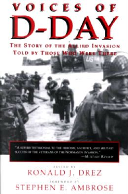 d-day book by stephen ambrose