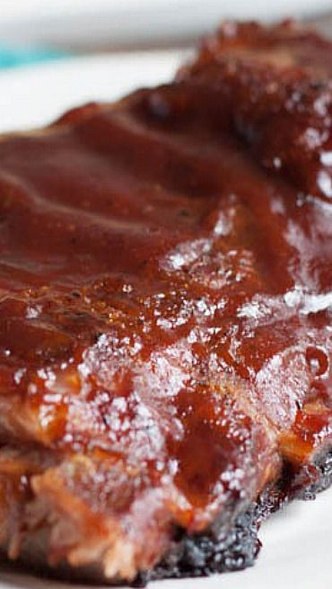 The Best Low & Slow Oven Baked BBQ Ribs | Recipe