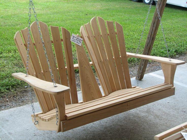 p johnson swinging chairs