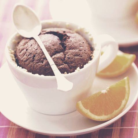 Five-minute Chocolate Mug Cake recipe! Love cake, can't bake? This ...