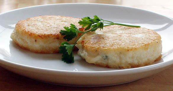 Italian Parmesan Corn Cakes Recipes — Dishmaps