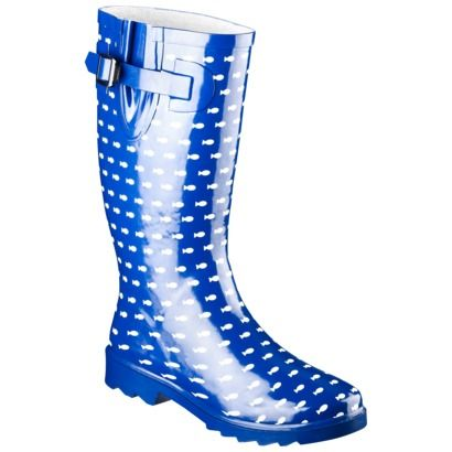 Innovative  Photos  Chooka Women S Koi Tattoo Rain Pup Rain Boots Shoes Photo