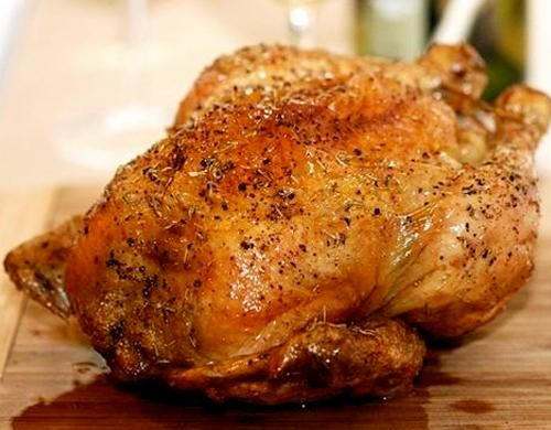 Roasted Organic Chicken | Charlie Palmer Group by Charlie Palmer