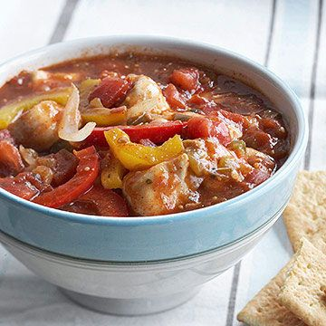 Kickin 39 Chicken Chili With Vegetables Recipe