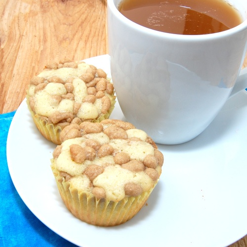 Sweet Pea's Kitchen » New York-Style Crumb Cake Muffins