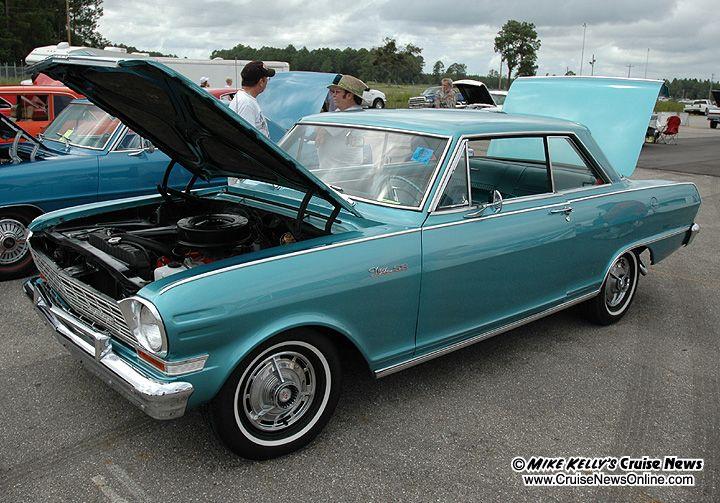 1964 Chevy Ii Nova Ss Cool Cars And Trucks Pinterest