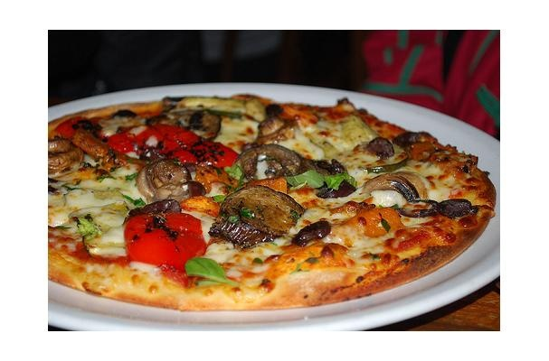 Grilled Vegetable Pizza | Pizza & Pasta | Pinterest