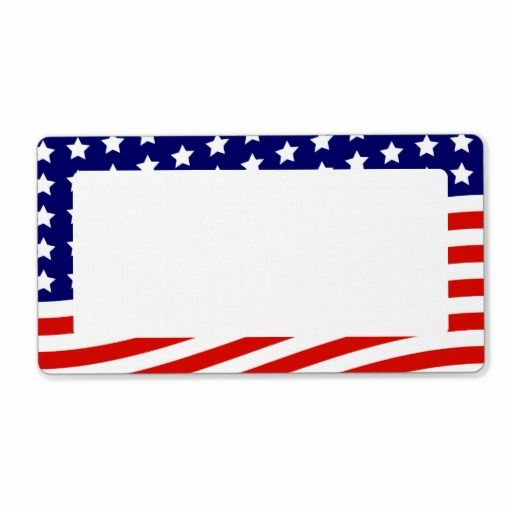 stripes on american flag