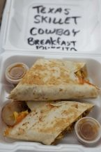 Texas Skillet-Breakfast Cowboy, which won 2nd place for Best Breakfast ...