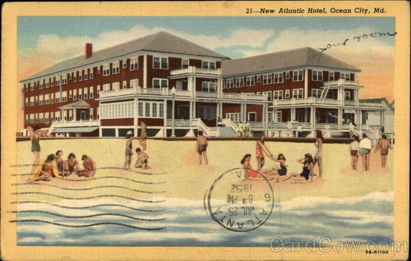 hotels in ocean city md for july 4th