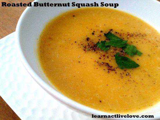 Ina Garten Butternut Squash Soup Roasted Butternut Squash