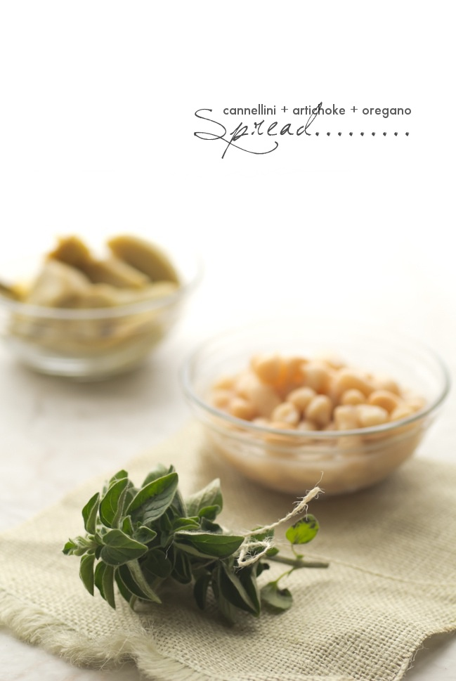 Cannellini White Bean Dip | Recipe