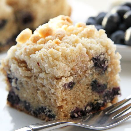 Blueberry Crumb Cake is one of our favorite recipes from our Big Book ...