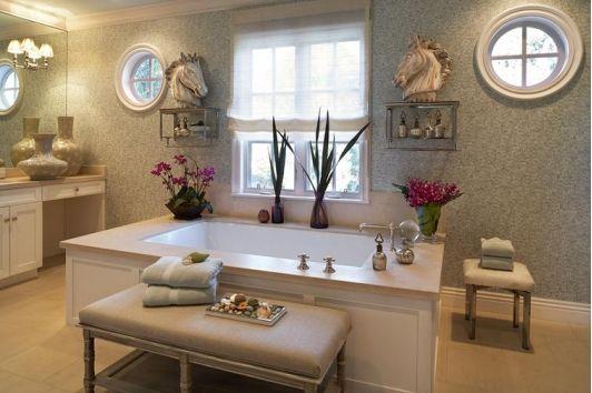 Master Bathroom With Amazing Tub Beautiful Bathrooms Pinterest