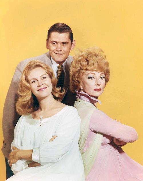 The cast of 'Bewitched' | Movies and TV series | Pinterest