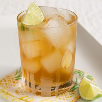Classic Dark and Stormy Cocktail | Pure Yumminess | Pinterest