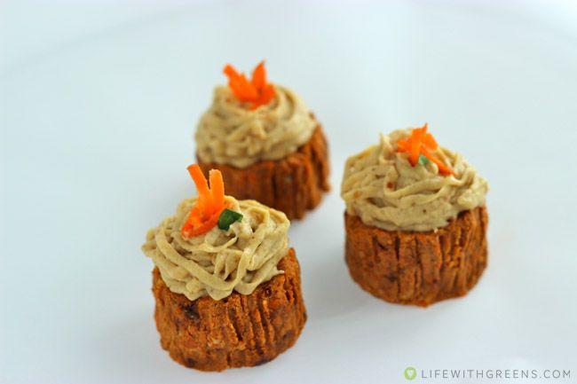 Raw-Carrot-Cake-Vegan | if i baked | Pinterest
