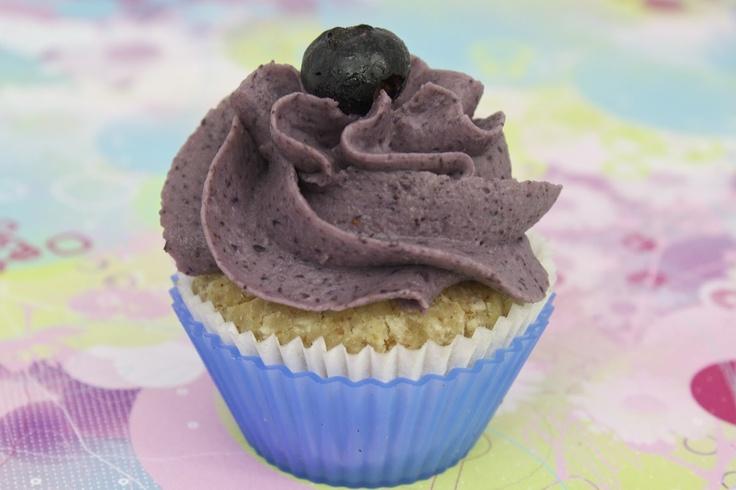Raw Food Cupcakes Recipe — Dishmaps