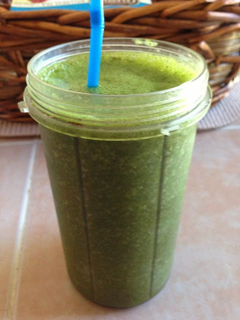 Super Spinach Cilantro Smoothie | Juicer | Pinterest
