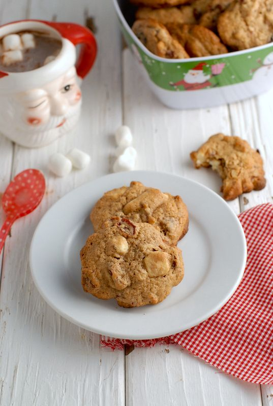 Cranberry White Chocolate Pecan Cookies - BoulderLocavore.com # ...
