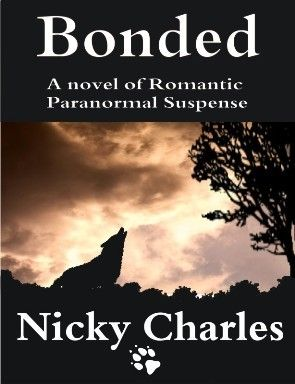 """Nicky Charles's """"Lycan Series""""."""