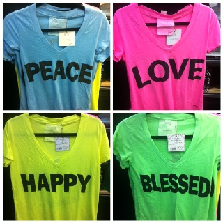 Are you following the neon trend for summer? We are!