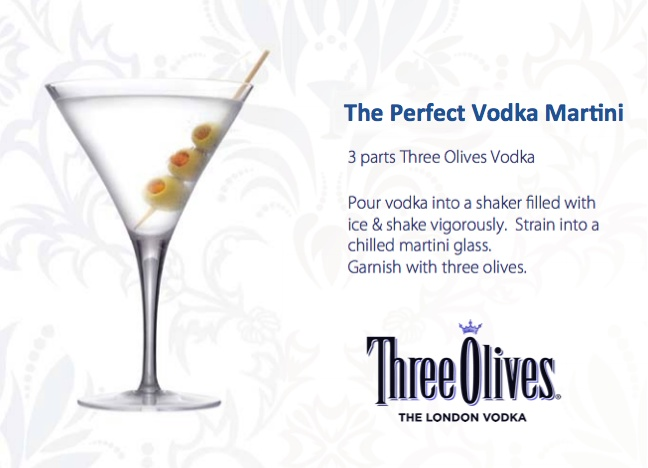 The Perfect Vodka Martini... ! Yep! | Drinks - with just a little al ...