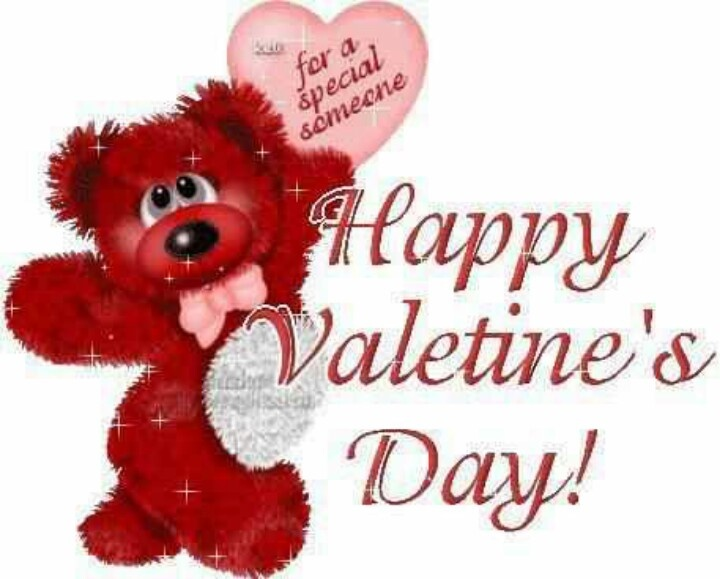 happy valentine day all my friends