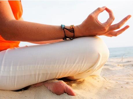 Omm Yoga Pinterest