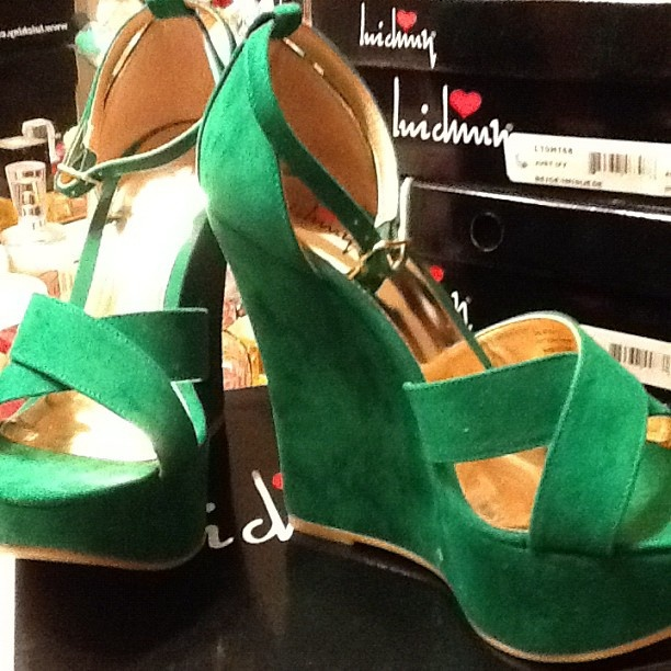 Luichiny Shoes Spring 2012