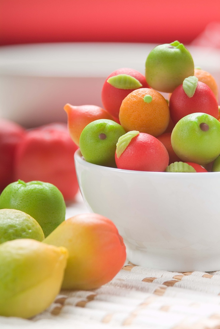 Nuestro recomendado para hoy  quot MAZAPAN quot  de la  Magda Santiago Astor    Mazapan Fruit
