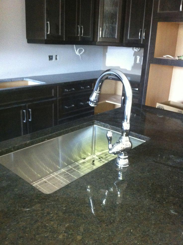 my extra large kitchen sink Home - Kitchen Pinterest