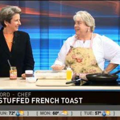 Cannoli-stuffed french toast | Recipes | Pinterest
