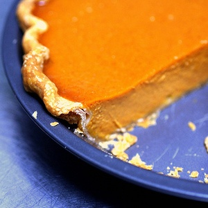 ... pumpkin pie you've ever had! Silky Smooth Pumpkin Pie from @deb of