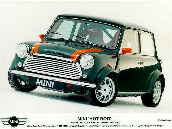 mini hot rod minis pinterest. Black Bedroom Furniture Sets. Home Design Ideas