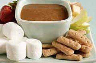 Cafe Caramel Fondue recipe | Fondue Recipes | Pinterest