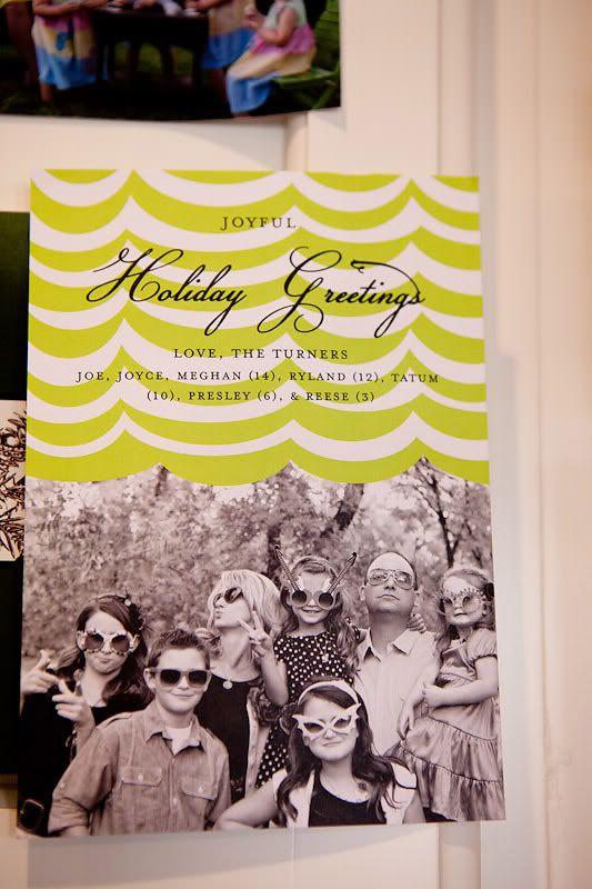 tons of Christmas card ideas