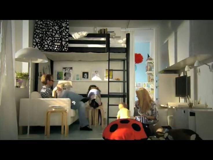 Ikea small spaces my bedroom on a budget pinterest - Small spaces ikea photos ...