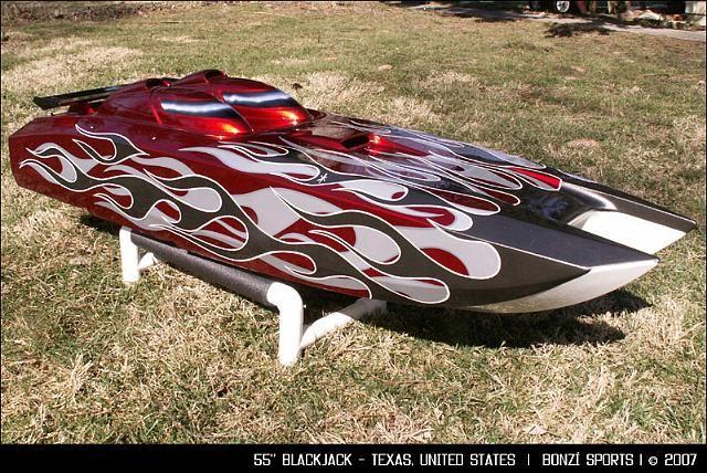 Blackjack 55 boat