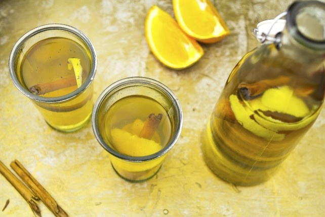Mulled White Wine Recipe — Dishmaps